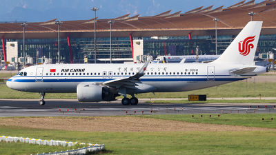 A picture of B30C8 - Airbus A320271N - Air China - © Jerry.H