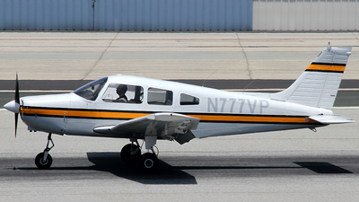 N777VP - Piper PA-28-151 Cherokee Warrior - Private