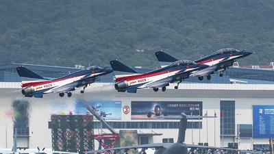 11 - Chengdu J10S - China - Air Force