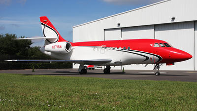 N371SM - Dassault Falcon 2000 - Phoenix East Aviation