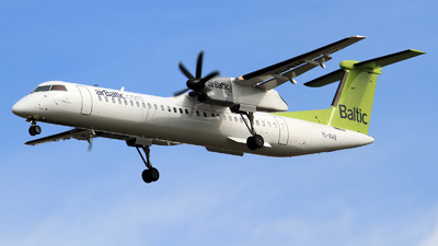 YL-BAE - Bombardier Dash 8-Q402 - Air Baltic