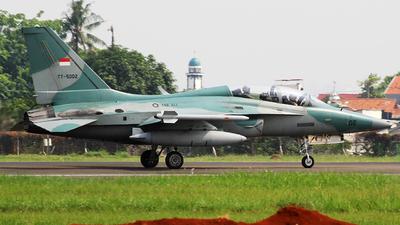 TT-5002 - KAI T-50i Golden Eagle - Indonesia - Air Force