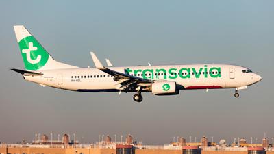 PH-HZL - Boeing 737-8K2 - Transavia Airlines