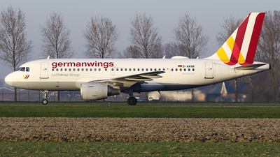 A picture of DAKNR - Airbus A319112 - Eurowings - © Jeroen Stroes