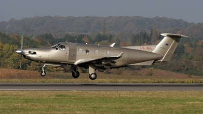 LX-JFH - Pilatus PC-12/45 - Jetfly Aviation