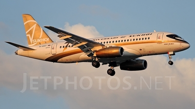 RA-89007 - Sukhoi Superjet 100-95B - Center-South Airlines
