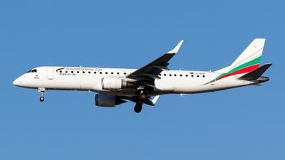 LZ-BUR - Embraer 190-100IGW - Bulgaria Air