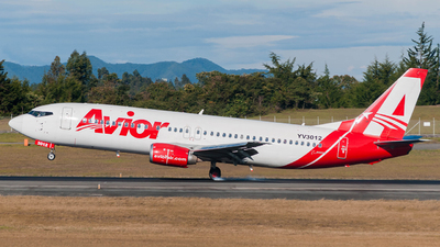 YV3012 - Boeing 737-401 - Avior Airlines
