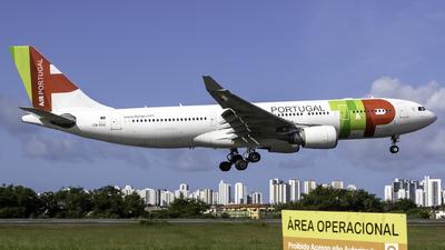 A picture of CSTOO - Airbus A330202 - TAP Air Portugal - © Davi P. Ribeiro