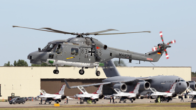 83-25 - Westland Super Lynx Mk.88A - Germany - Navy