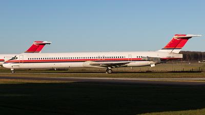 I-SMEN - McDonnell Douglas MD-83 - Untitled