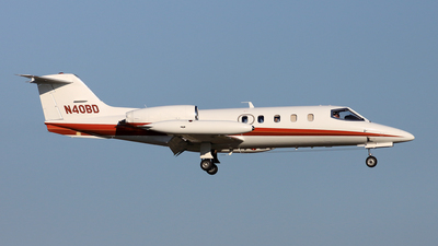 N40BD - Bombardier Learjet 35A - Private