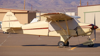 N2317A - Piper PA-22-135 Tri-Pacer - Private