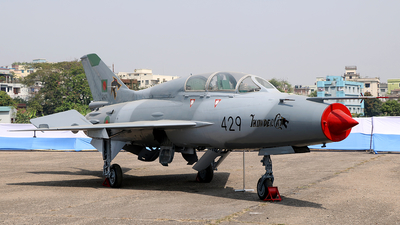 2429 - Chengdu FT-7B - Bangladesh - Air Force