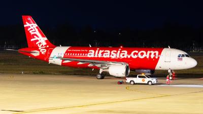 A picture of HSBBB - Airbus A320216 - AirAsia - © Amarase Pamarapa