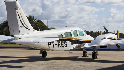 PT-RES - Piper PA-34-220 Seneca III - Private