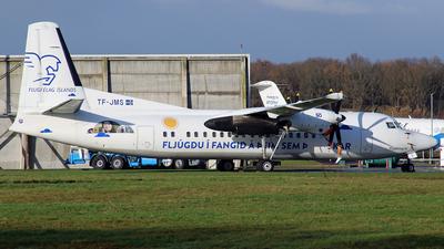 TF-JMS - Fokker 50 - Flugfélag Islands