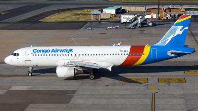 9S-ALU - Airbus A320-216 - Congo Airways