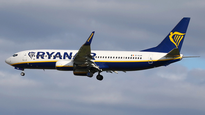 EI-GJH - Boeing 737-8AS - Ryanair