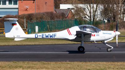 D-EWWF - HOAC DV-20-100 Katana - Hessen-Flieger Darmstadt