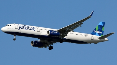 N970JB - Airbus A321-231 - jetBlue Airways