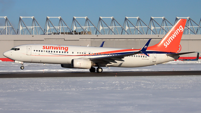 A picture of CGNVR - Boeing 73786N - [38018] - © YoungKyun Shin
