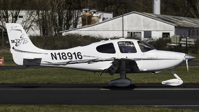 A picture of N18916 - Cirrus SR22 - [2075] - © Maik Voigt