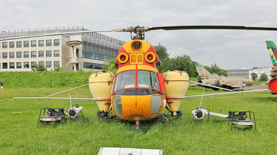 SP-SAR - PZL-Swidnik Mi-2 Hoplite - Private