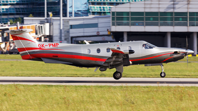 OK-PMP - Pilatus PC-12/47E - Private