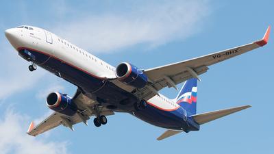 A picture of VQBHX - Boeing 7378LJ - Aeroflot - © Alexey Prokhorov
