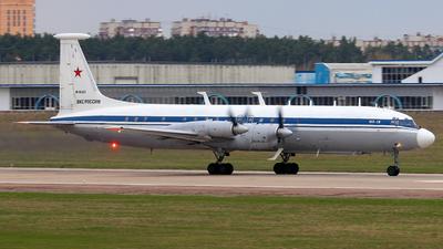 RF-95921 - Ilyushin IL-22M Bizon - Russia - Air Force