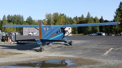 N2749 - De Havilland Canada U-6A Beaver - Private