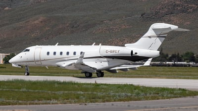 C-GRCY - Bombardier BD-100-1A10 Challenger 300 - Private