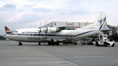 RA-12974 - Antonov An-12B - Donavia