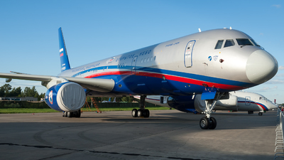 A picture of RF64525 - Tupolev Tu214ON -  - © Sergey Svechnikov