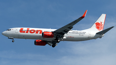 A picture of PKLKT - Boeing 7378GP - Lion Air - © Hafit Irawan