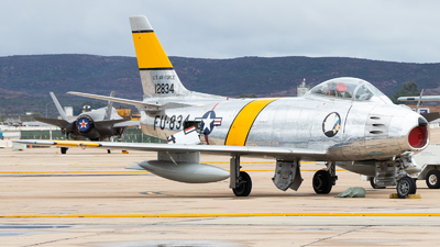 NX186AM - North American F-86F Sabre - Private