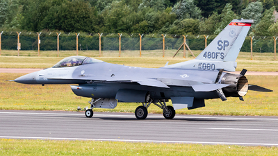 96-0080 - Lockheed Martin F-16CJ Fighting Falcon - United States - US Air Force (USAF)