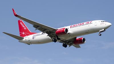 HL8343 - Boeing 737-8KN - Eastar Jet