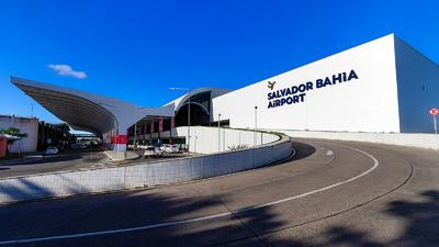 SBSV - Airport - Terminal