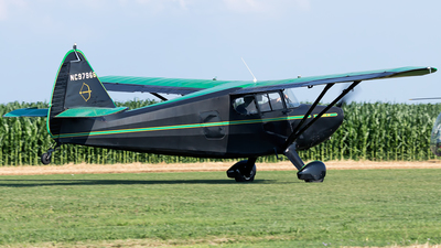 NC97966 - Stinson 108 Voyager - Private