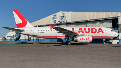 PR-MBD - Airbus A320-232 - LaudaMotion