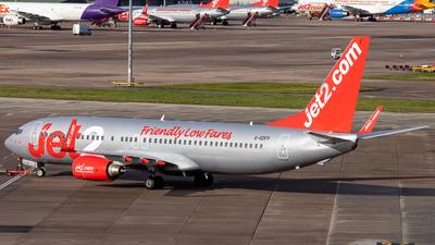 A picture of GGDFP - Boeing 7378Z9 - Jet2 - © Alex Praglowski