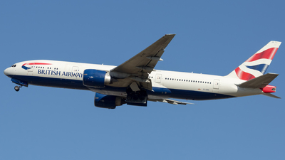 G-VIIC - Boeing 777-236(ER) - British Airways