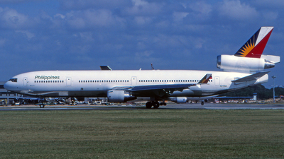 N278WA - McDonnell Douglas MD-11(ER) - Philippine Airlines