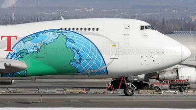 N645NW - Boeing 747-222B(SF) - Northwest Cargo