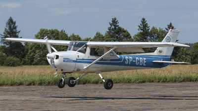 SP-CBE - Cessna 150M - Private
