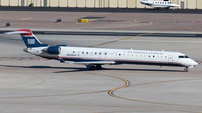 N938LR - Bombardier CRJ-900ER - US Airways Express (Mesa Airlines)