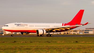 9H-MFS - Airbus A330-203 - Maleth Aero