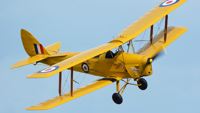 SP-YAA - De Havilland DH-82A Tiger Moth - Private
